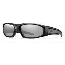 Smith Hudson Elite Tactical Sunglasses  Black and White