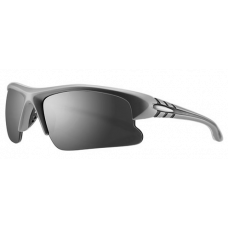 Greg Norman  G4001 Double Edge  Sunglasses  Black and White