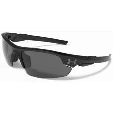 Under Armour Windup Youth Sunglasses  Black and White
