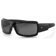 Bobster Trike Sunglasses  Black and White