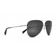 Kaenon Mather Sunglasses  Black and White