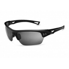 Under Armour Octane Sunglasses  Black and White