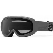 Smith Gambler Kids Ski Goggles  Black and White