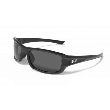 Under Armour  Edge Sunglasses  Black and White