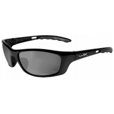 Wiley X  P-17 Sunglasses  Black and White