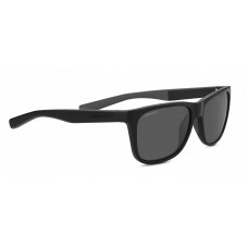 Serengeti Livio Sunglasses  Black and White