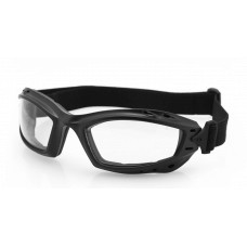 Bobster Bala Goggles  Black and White