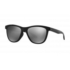 Oakley Moonlighter Sunglasses  Black and White