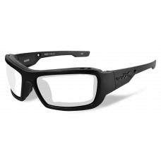 Wiley X  Knife Sunglasses  Black and White
