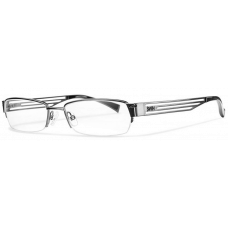 Smith  Headliner Eyeglasses Black and White