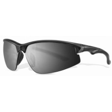 Greg Norman   G4007 Clubhouse Sunglasses  Black and White