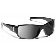 Panoptx  7Eye Cody Sunglasses  Black and White