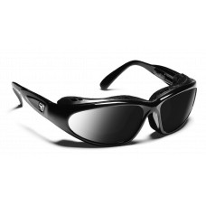 Panoptx  7Eye Cape Sunglasses  Black and White