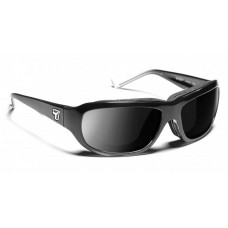 Panoptx 7Eye  Aspen Sunglasses  Black and White
