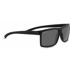 Serengeti Large Brera Sunglasses  Black and White