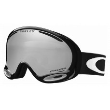 Oakley A-Frame 2.0 Ski Goggles  Black and White