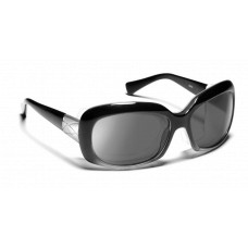 Panoptx  7Eye Ziena Oasis Sunglasses  Black and White