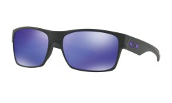 Oakley-TwoFace-Matte-Black-Violet-Iridium-Prescription