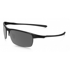 Oakley Carbon Blade Sunglasses  Black and White