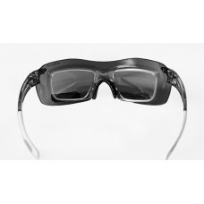 Smith Pivlock V2 Max Elite Tactical Sunglasses w/ Rx Insert  Black and White