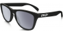 Oakley-Frogskins-Polished-Black-Gray-Prescription