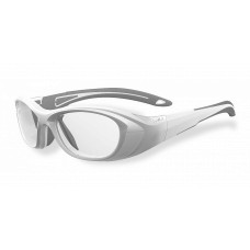 Bolle  Dominance Youth Sports Glasses  Black and White