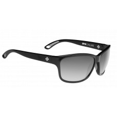 Spy+ Allure Sunglasses  Black and White
