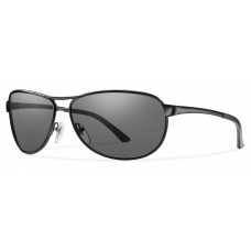 Smith  Gray Man Elite Tactical Sunglasses  Black and White