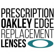 aftermarket oakley lenses eglv  Prescription Oakley Edge Replacement Lenses