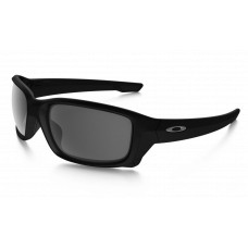 Oakley Straightlink (Asian Fit)  Black and White