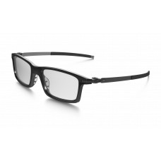 Oakley Pitchman Eyeglasses  Black and White