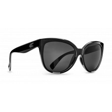 Kaenon Lina Sunglasses  Black and White