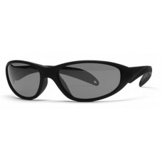 Liberty Sport Biker Sunglasses  Black and White