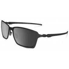 Oakley  TinCan Carbon Sunglasses  Black and White