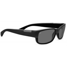 Serengeti  Merano Sunglasses  Black and White