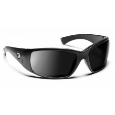 Panoptx  7Eye Taku Sunglasses  Black and White