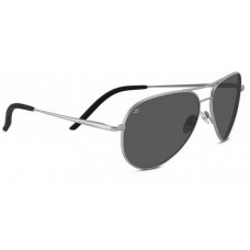 Serengeti Carrara Sunglasses  Black and White