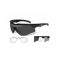 Wiley X  Rogue Sunglasses  Black and White