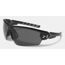 Under Armour Rival Shield Sunglasses Black and White