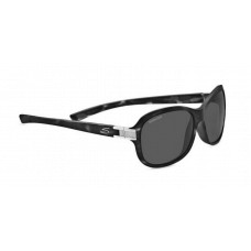Serengeti Isola Sunglasses  Black and White