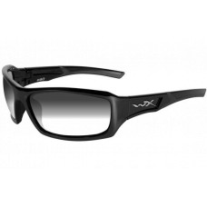 Wiley X Echo  Sunglasses Black and White