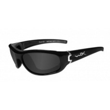 Wiley X  Curve Sunglasses  Black and White