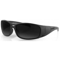 Bobster Ambush 2 Sunglasses   Black and White