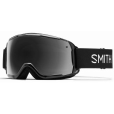 Smith Grom Kids Ski Goggles  Black and White