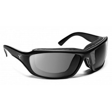 Panoptx  7Eye Derby Sunglasses  Black and White