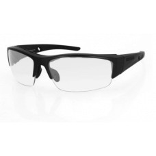Bobster Ryval 2 Sunglasses  Black and White