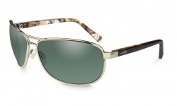 Wiley-X-Klein-Gold-Polarized-Smoke-Gray-Green-Prescription
