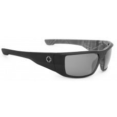 Spy+  Dirk Sunglasses  Black and White