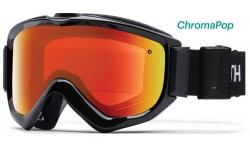 Smith  Knowledge Turbo Fan OTG Ski Goggles {(Prescription Available)}