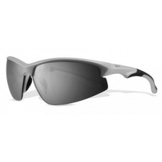 Greg Norman  G4407 Par Sunglasses  Black and White